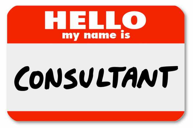 my name is consultant